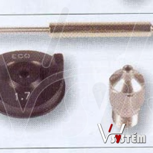 ECO/S Sada tryska 1,1 mm